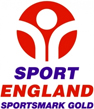 Sport England Sportsmark Gold