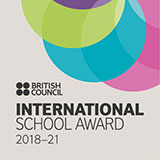International School Award 2018–2021
